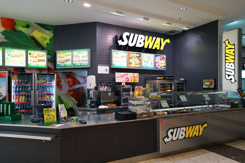 Subway Project – coming soon